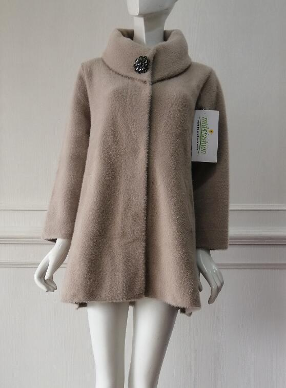 Sweater factory knitting coat customized in China