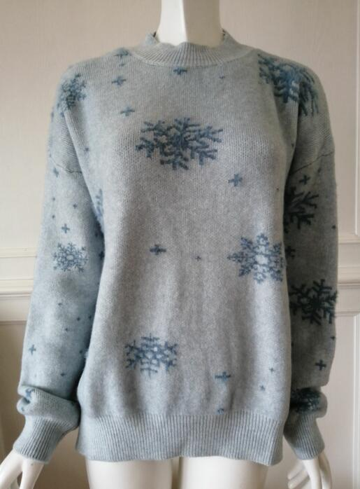 china Women's knitted sweater knitwear pullover