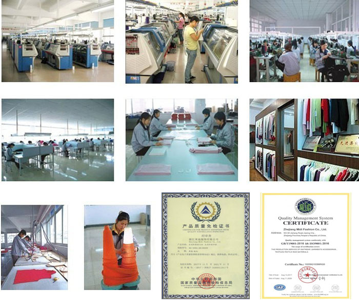 Process for knitwear produce