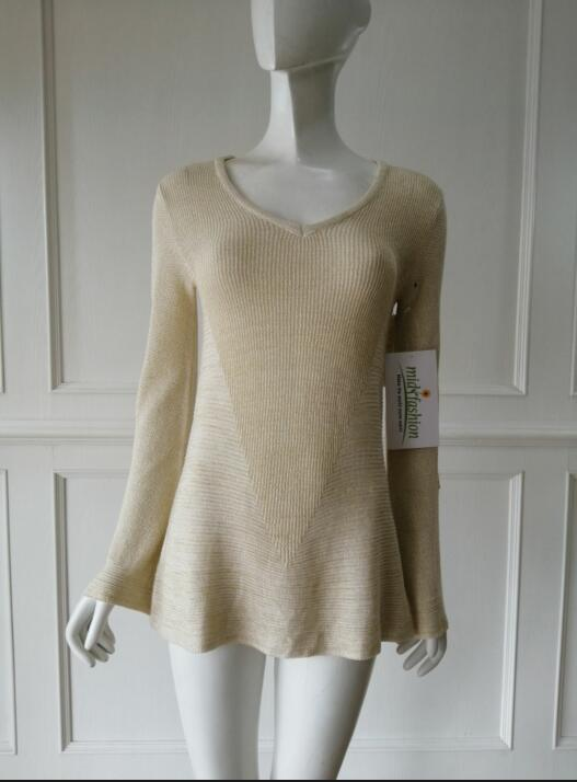Women's knitted sweater pullover china