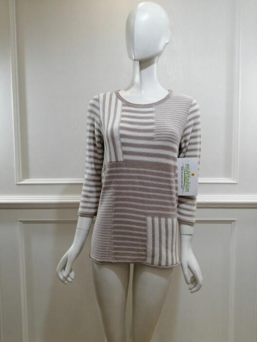 Knit fashion pullover Women's knitted china