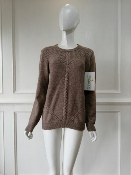 Knit pullover Women's knitted china
