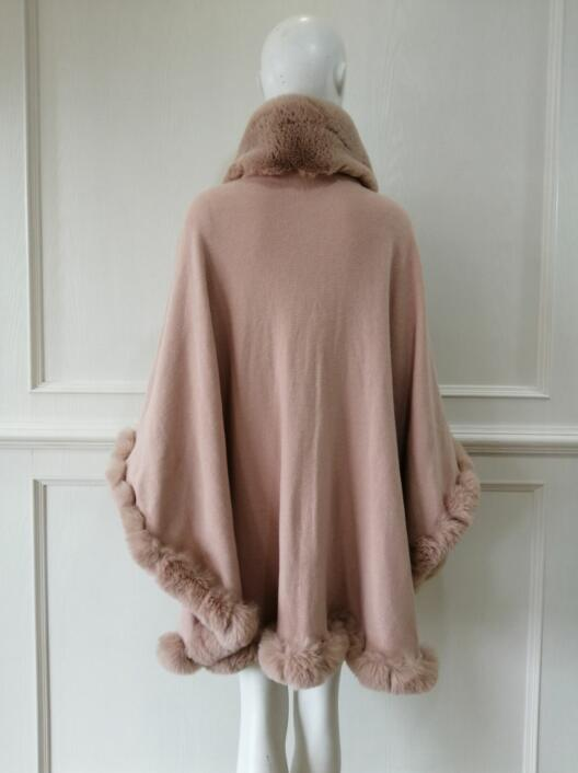 ladies poncho sweater China sweater factory