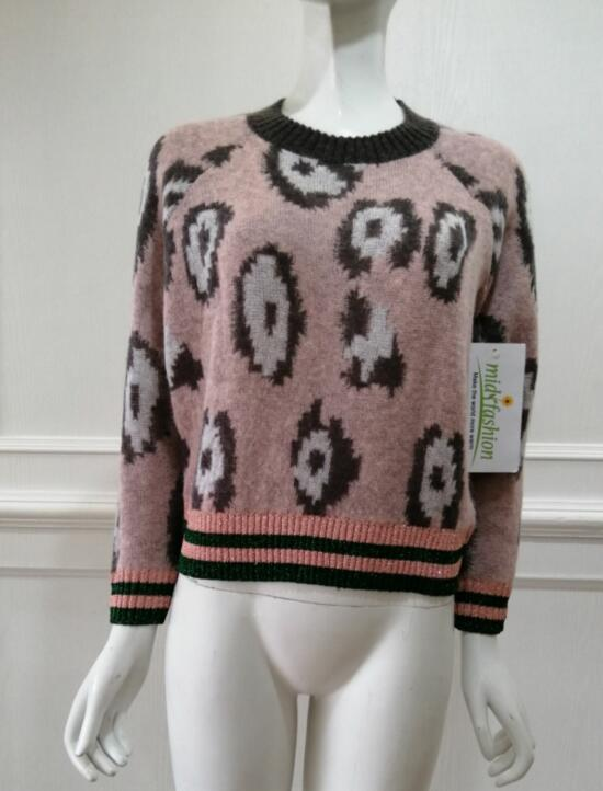 Sweater Manufactures in China Jacquard dress Manufacturer