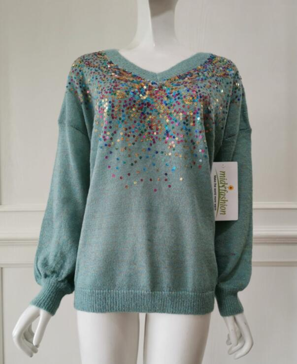 womens Rhinestone Pullover manufacturers in china