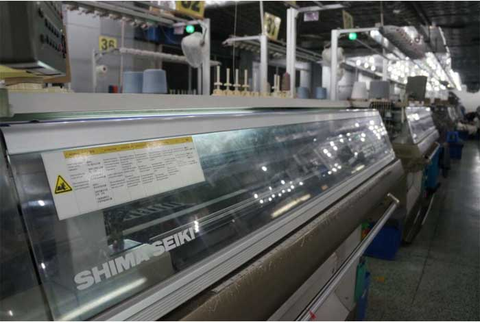 China Computerized flat knitting machine stoll