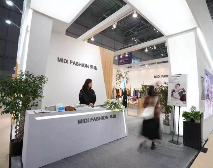 Exhibition - Sweater Manufacturer in China | MidiFashion.com