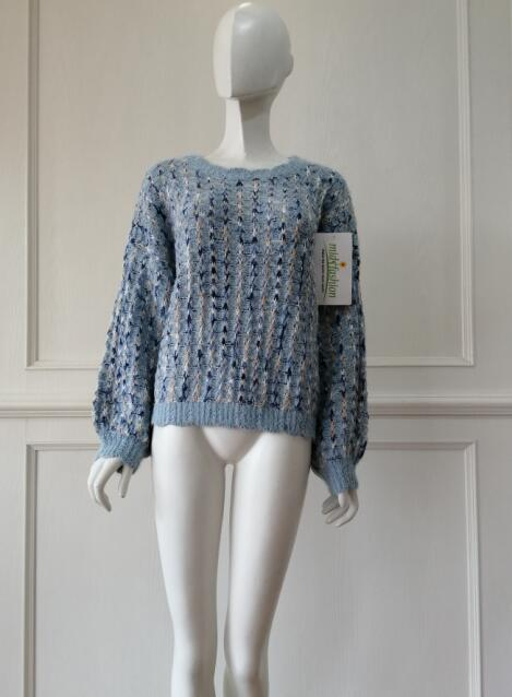 Sweater Factory ladies jumper sweater in china
