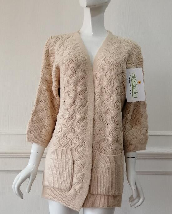 Sweater manufacturer womens cardigan