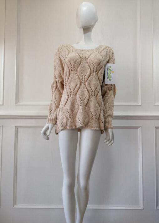 Custom knitting pullover sweater manufacturer