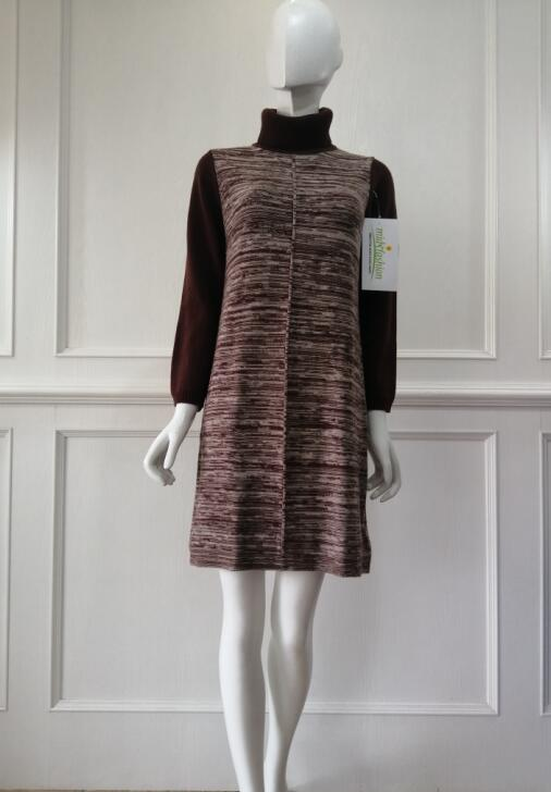Chinese knitting dress manufacturer