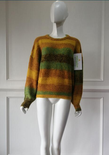 knitted pullover China manufacturer