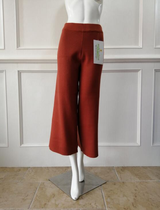 Sweater Manufacturer knitting pants customized in China