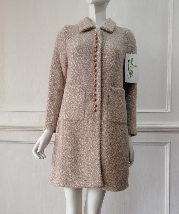 Sweater Manufacturer knitting coat customized in China