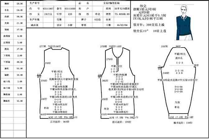 custom knit sweater manufacturer