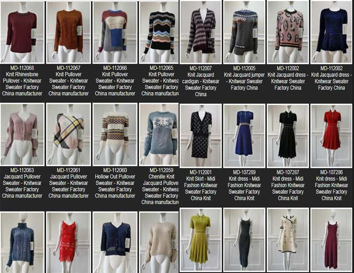 womens sweater manufacturers in china